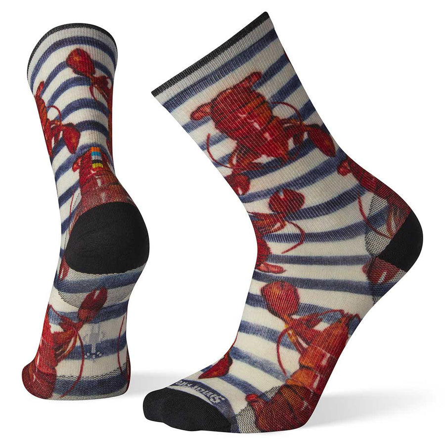 Men's Curated Lobster Pound Crew Socks