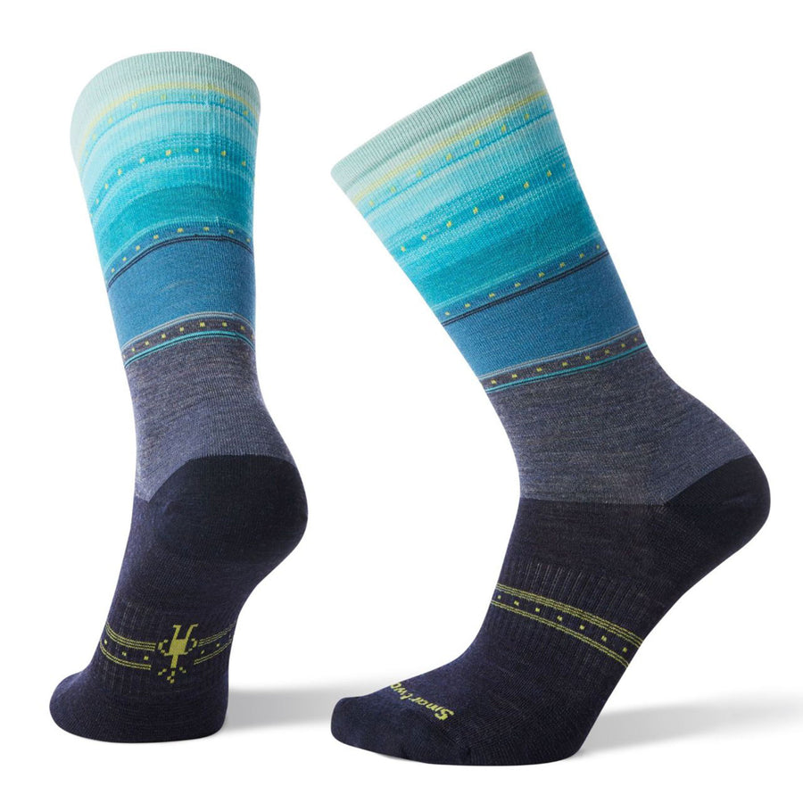 Women's Sulawesi Stripe Crew Socks