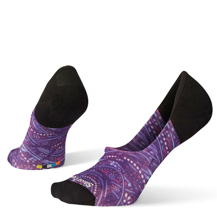 Women's Curated Shiro Swirl No Show Socks