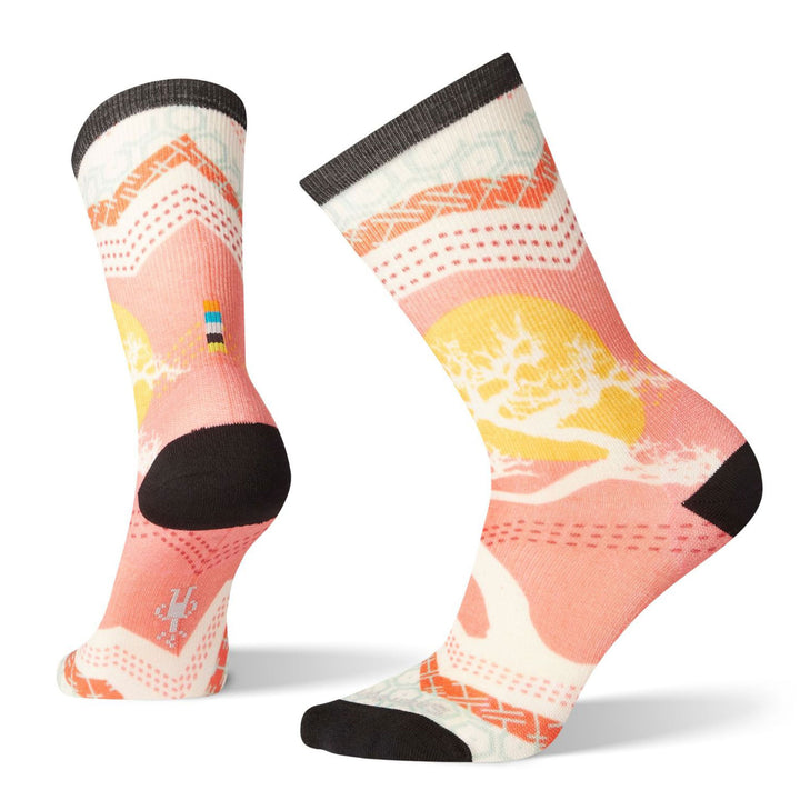 Women's Curated Bonsai Graphic Crew Socks
