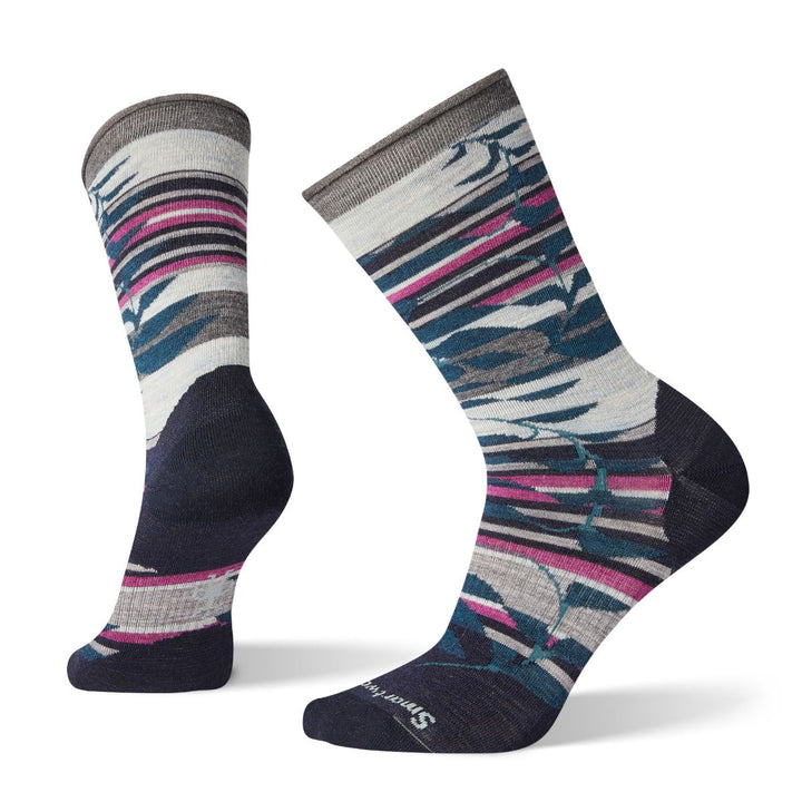 Women's Non Binding Pressure Free Palm Crew Socks