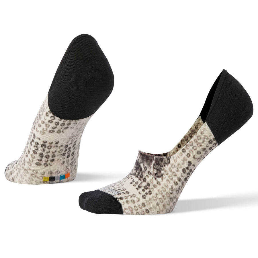 Women's Curated Hibiscus Bliss No Show Socks