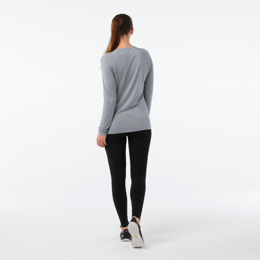 Women's Merino 150 Baselayer Pattern Crew