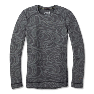 Women's Merino 250 Baselayer Pattern Crew