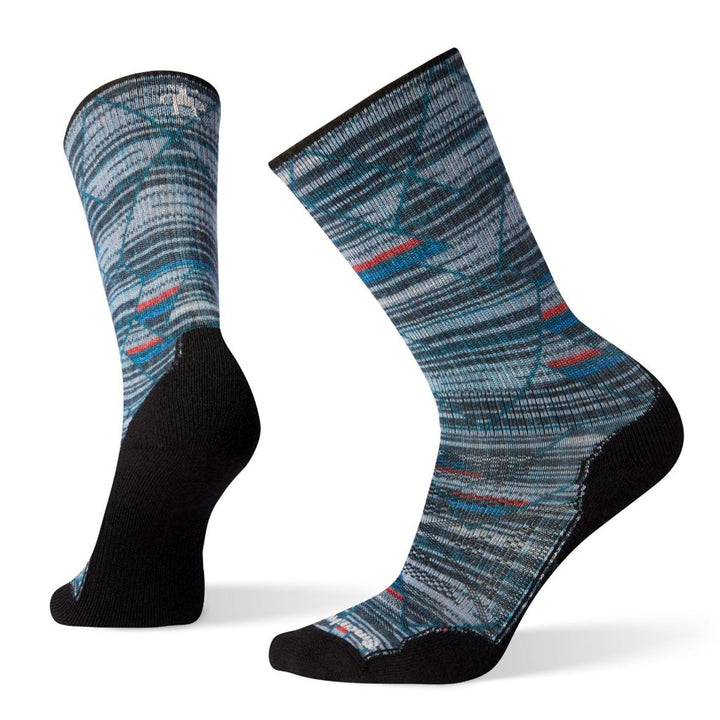 Men's PhD Outdoor Light Print Crew Socks