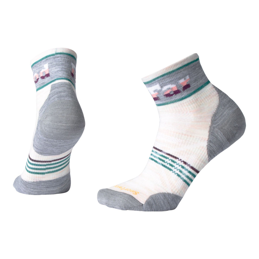 Women's Outdoor Ultra Light Pattern Mini Socks
