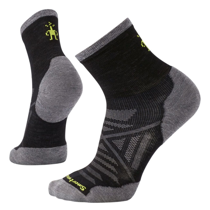Men's PhD Run Light Elite Pattern Low Cut Socks