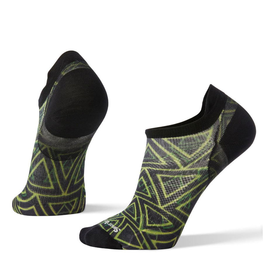 Men's PhD Run Ultra Light Print Micro Socks