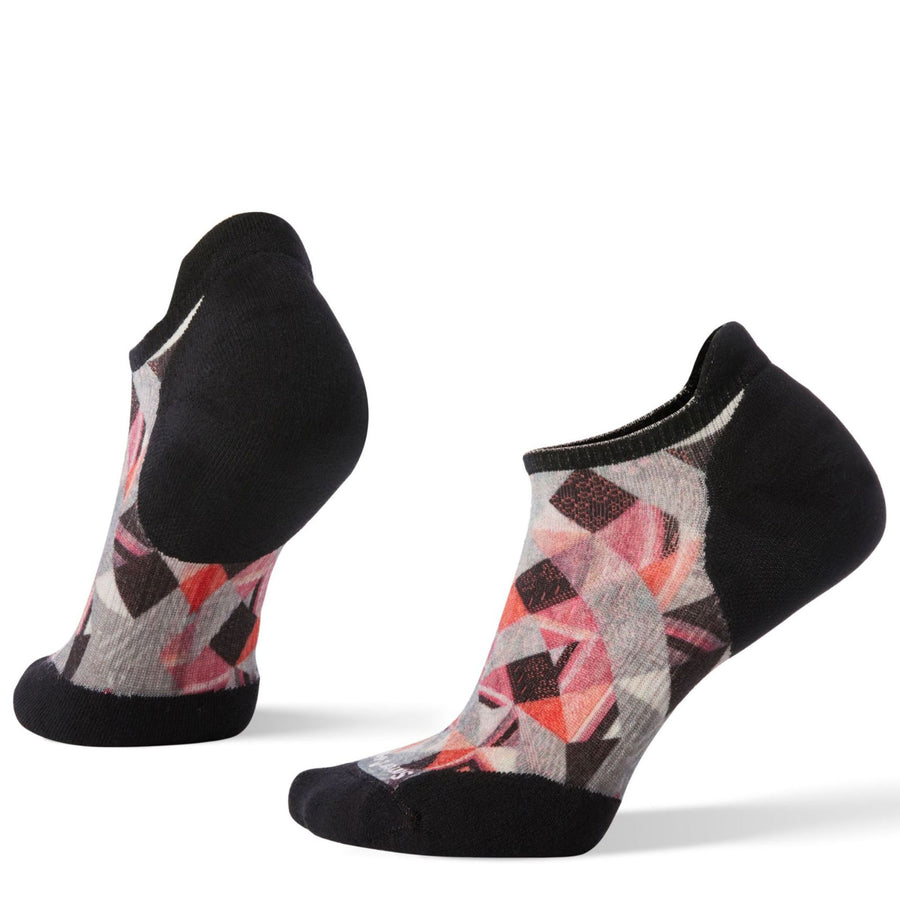 Women's PhD Run Light Elite Print Micro Socks