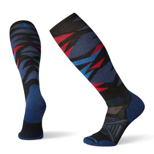 Men's PhD Ski Light Pattern Socks