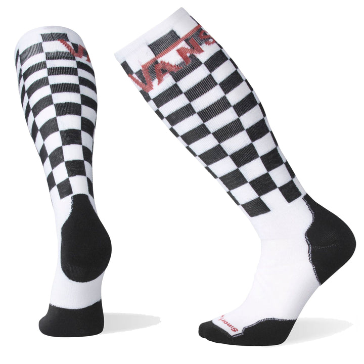 PhD Slopestyle Medium VANS Checkerboard Socks
