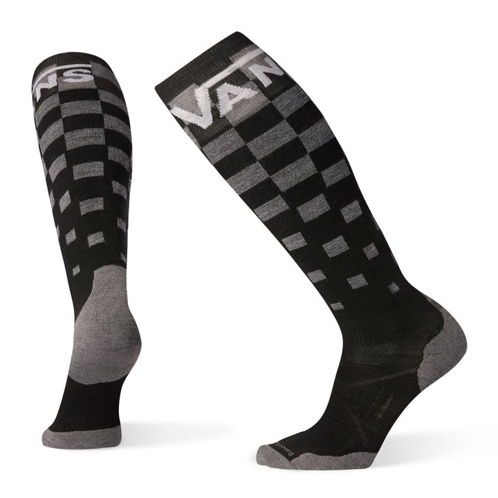 PhD Slopestyle Light Elite VANS Checker Socks