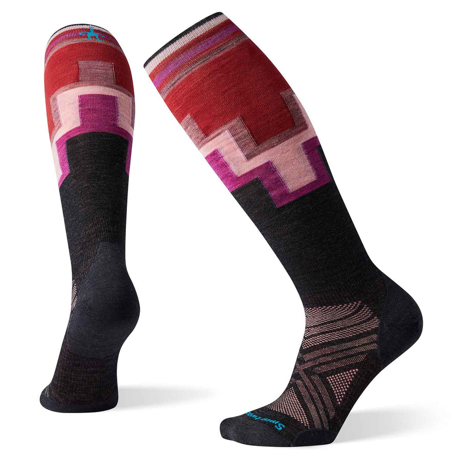 Women's PhD Ski Ultra Light Pattern Socks