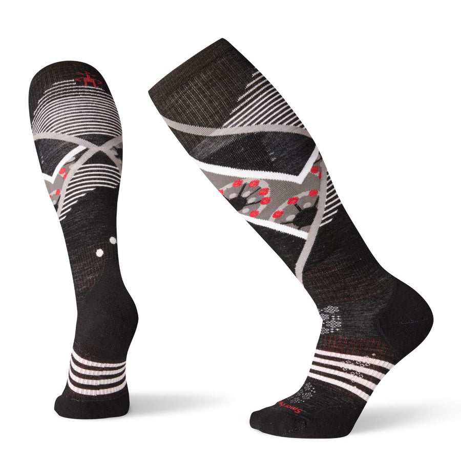 Women's PhD Ski Light Elite Pattern Socks
