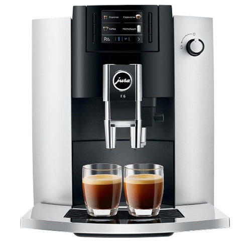 Machine Expresso E6 Platinum JURA
