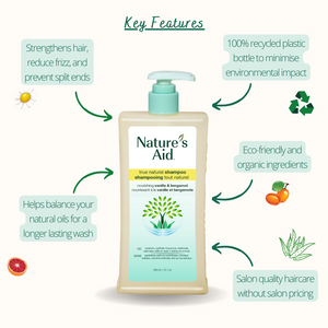 True Natural Solid Shampoo Bars