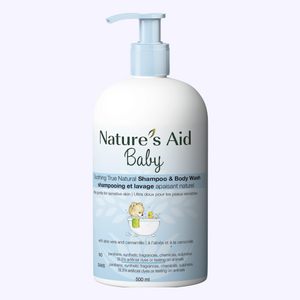 True Natural Baby Shampoo and Wash