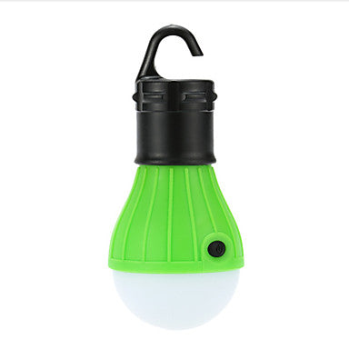 Lanterns & Tent Lights LED Emitters 60 lm 3 Mode Mini Emergency Small Size Camping / Hiking / Caving Everyday Use Multifunction Red Green Blue