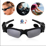 LITBest Wireless Stereo Bluetooth Sport Glass Anti-rays No glare Hi-Fi earphones for iPhone and others