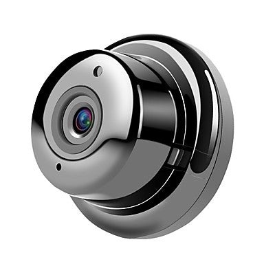 button 720P HD IP Camera WiFi Video Monitoring Supports Two Way Audio and Remote Monitoring