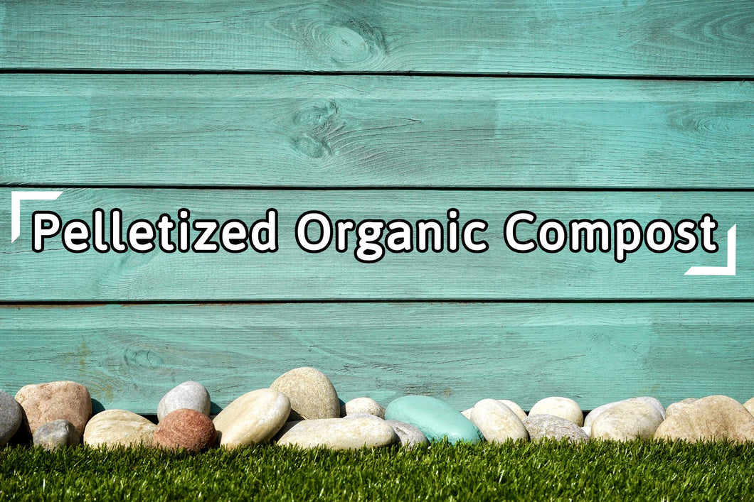 Pelletized Organic Compost