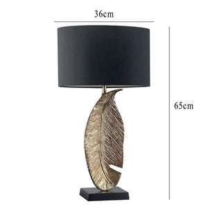 Nordic Modern Table Lamp E27 simple Resin Desk Lamp decorative Living room Bedside Lamp