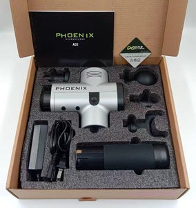 2020 Model Phoenix A2 Deep Muscle Massage Gun