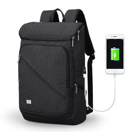 Mark Ryden Durable USB Recharging Business Travel Bag (Suits 15.6