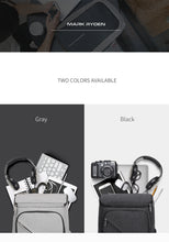 "Load image into Gallery viewer, Mark Ryden Durable USB Recharging Business Travel Bag (Suits 15.6"" Laptop)"