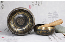Load image into Gallery viewer, Beautiful HAND MADE Tibetan Singing Bowl (New)