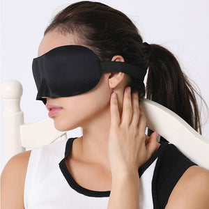 "3D Natural ""Deep Sleep"" Sleep Mask (Best Seller)"