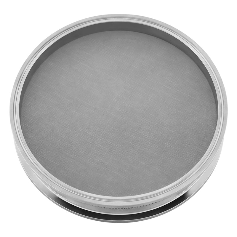 "Sintered Disc Filter Plate 4"" x 1µm 