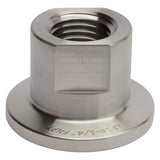 "KF-16 Flange to 1/4"" NPT Female Vacuum Fitting"