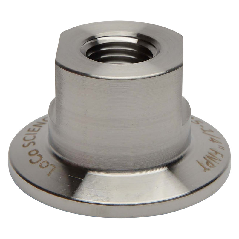 "KF-25 Flange to 1/4"" NPT Female Vacuum Fitting"