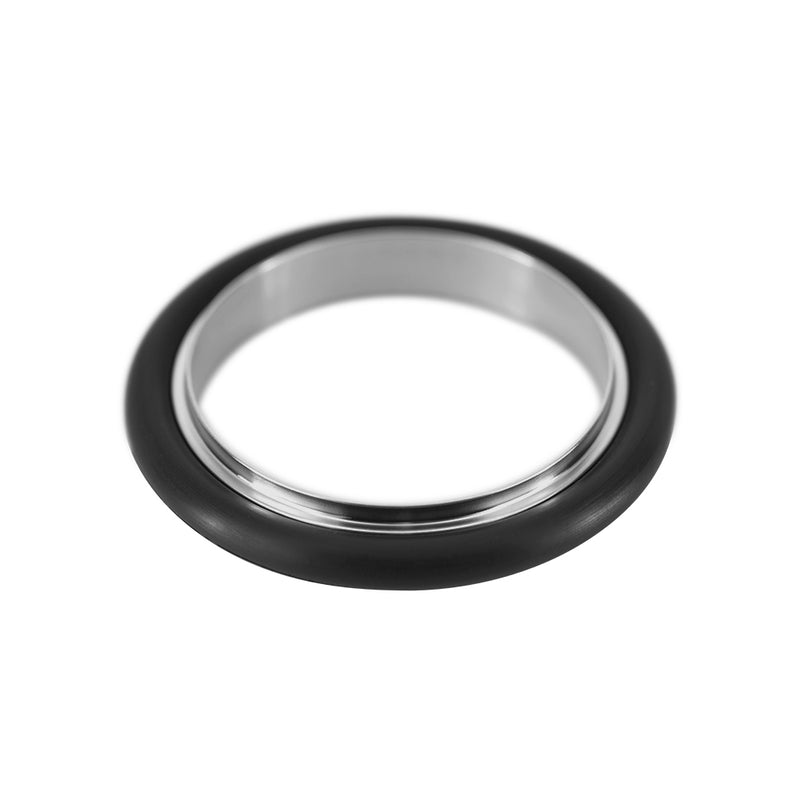KF-40 Stainless Centering Ring + Viton Gasket | LoCo Science