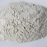 Detailed shot of W2 Bentonite Clay by Chemtek. W2 Bentonite Clay is an adsorbent sold by LoCo Science.