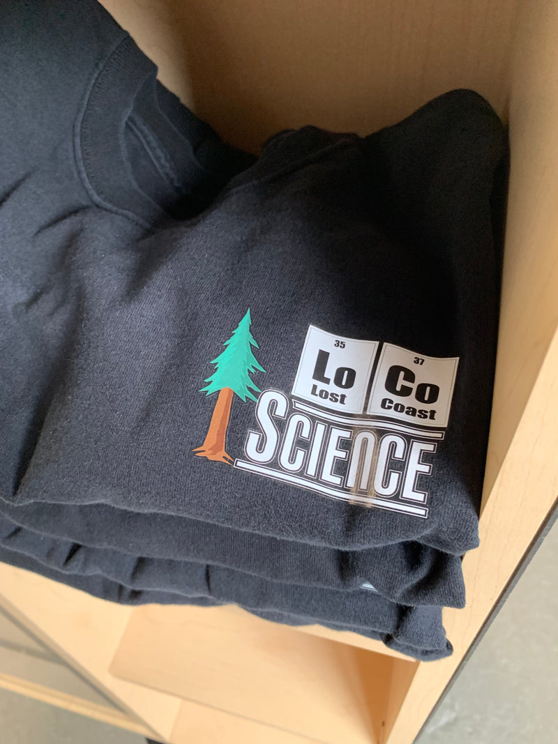 Lost Coast Science Short Sleeve T-Shirt - loco-science