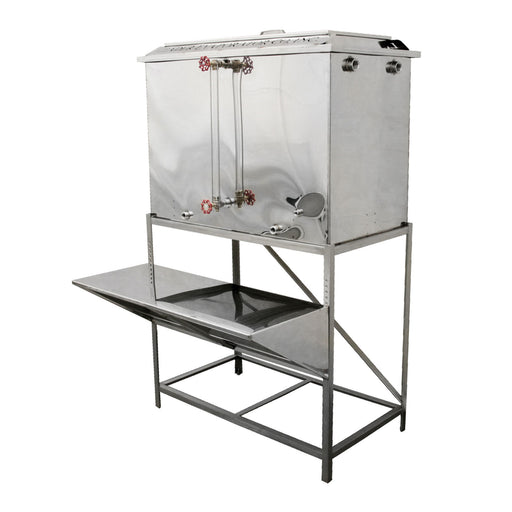 Leader 40 Gallon Water Jacketed Canning Tank