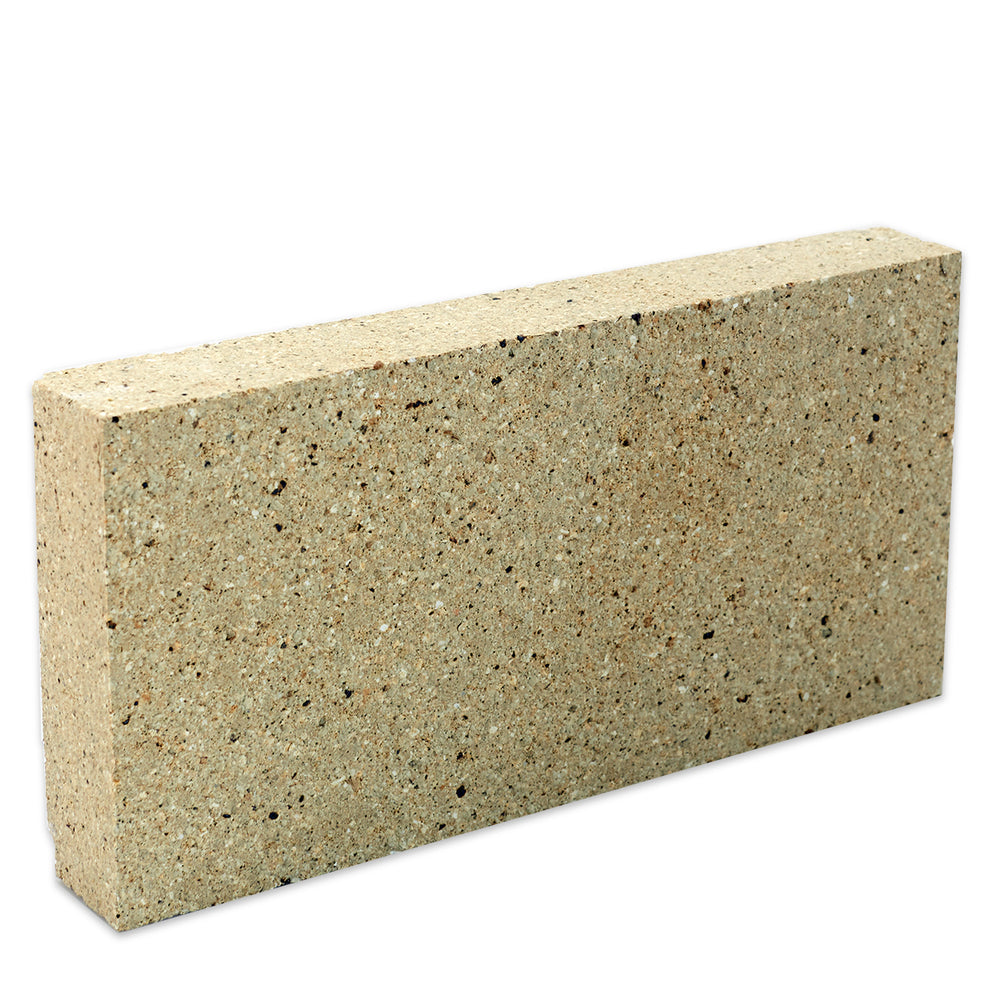 "Fire Brick 1/2 Size 1 1/4"" Thick"