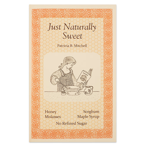 Just Naturally Sweet Book