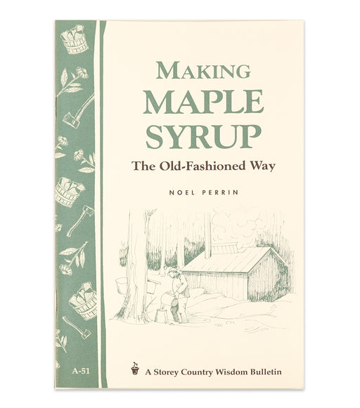 Making Maple Syrup Book