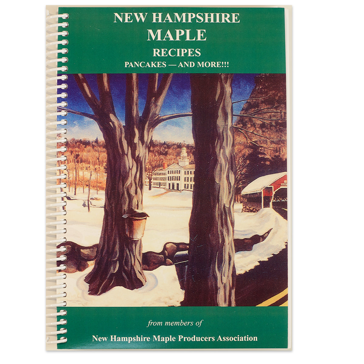 NH Maple Recipes Cookbook