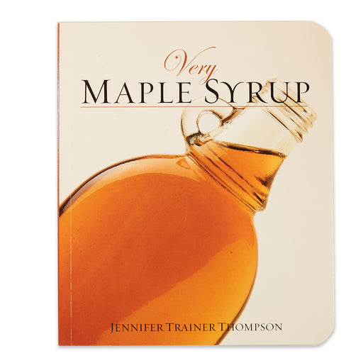 Very Maple Syrup Cookbook