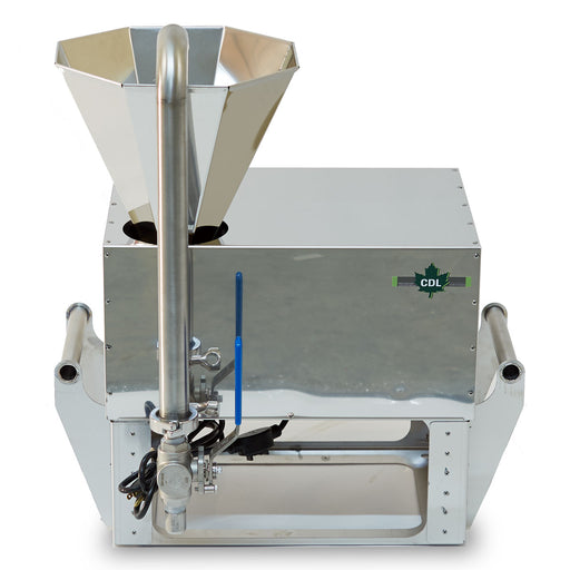 4 Gallon CDL Cream Machine