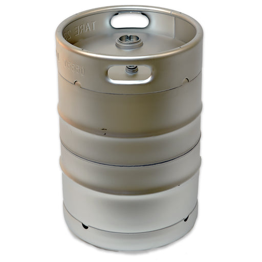 15 Gallon Stainless (keg) Drum
