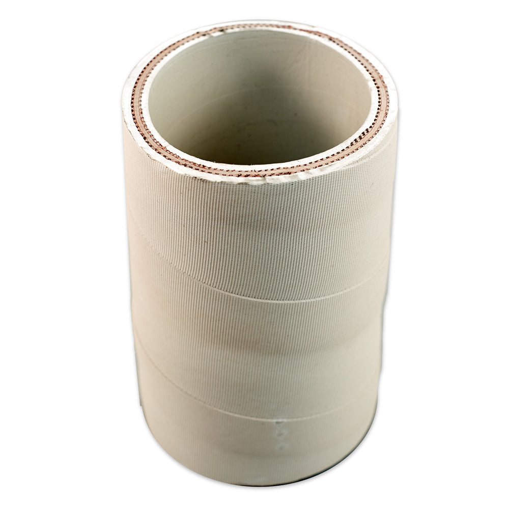 "2"" x 4 1/2"" Leader Pan Hose Connection"