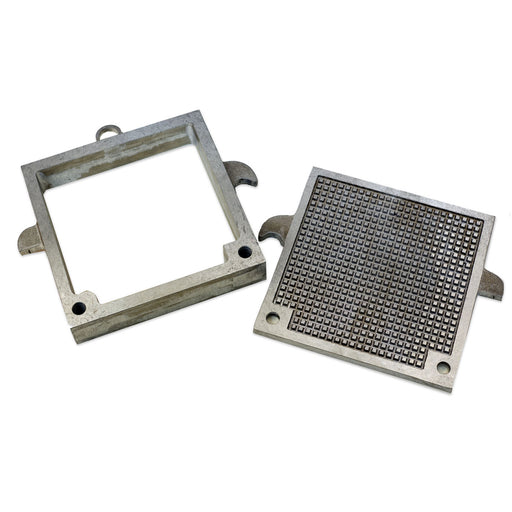 "10"" Plate & Frame for a Wes Fab Filter Press"
