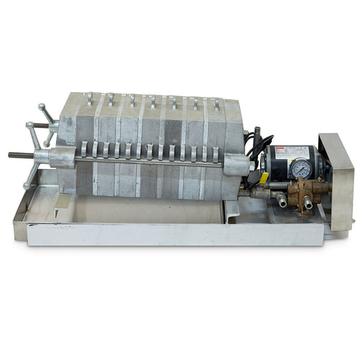"10"" Filter Press Aluminum"