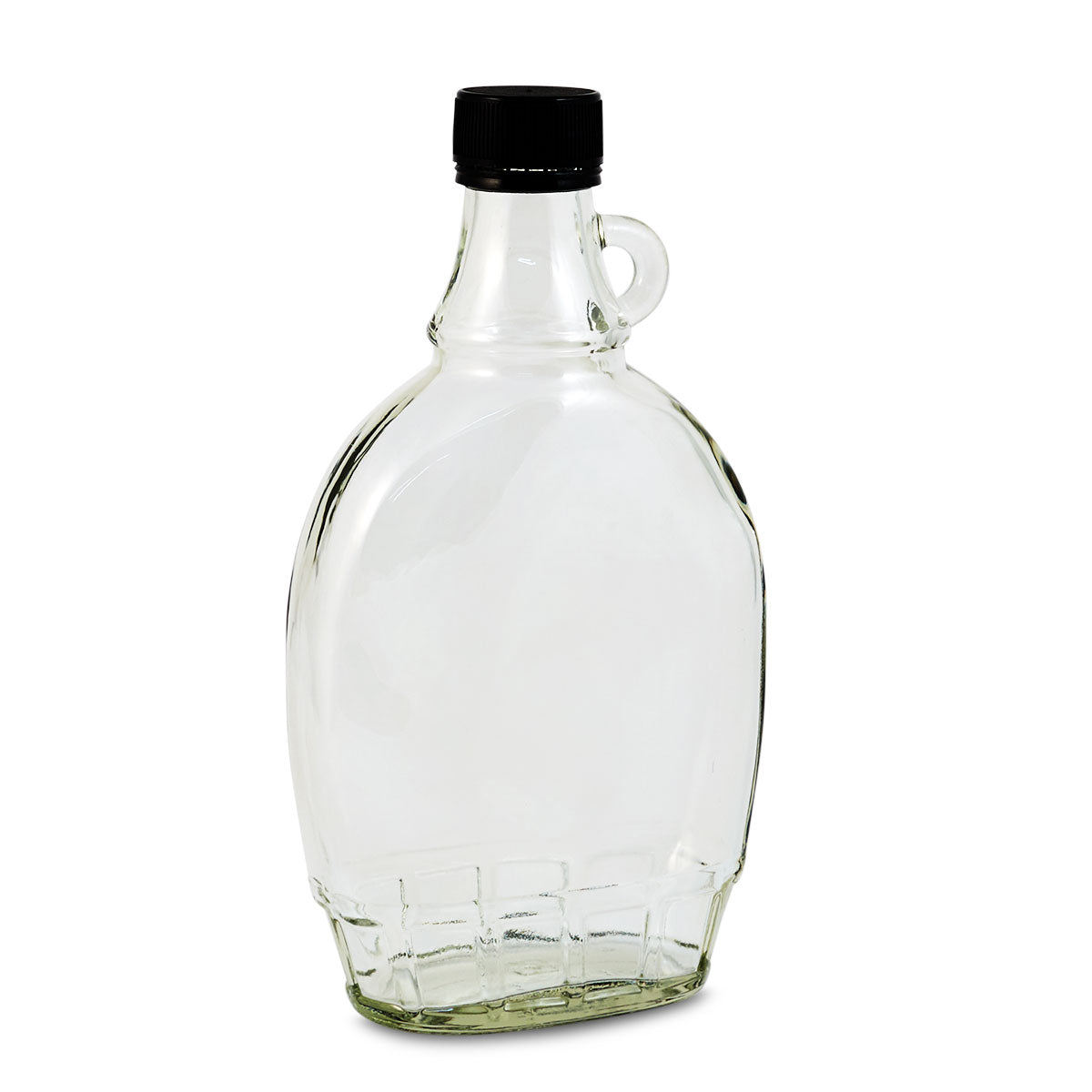 12 oz Glass Bottle w/Drop Lock Thread (12 per case)