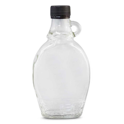 8 oz Glass Bottle w/Drop Lock Thread (12 per case)